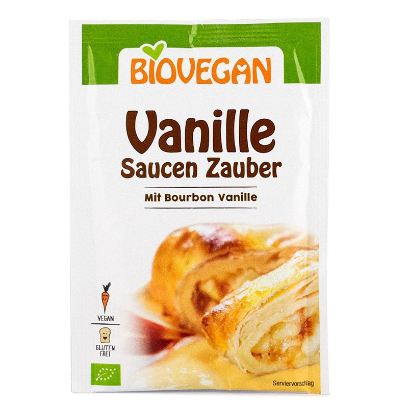 Sos magic de vanilie BIO 19g - Biovegan