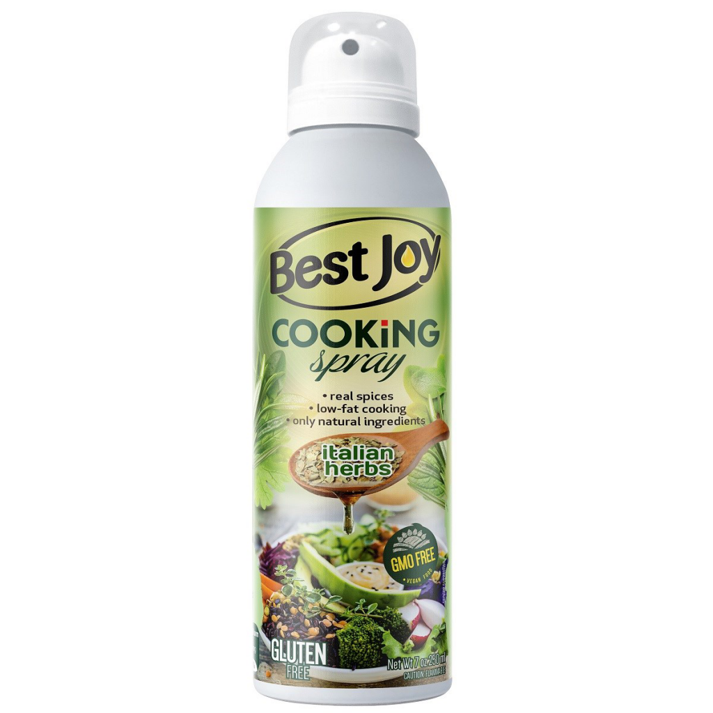 Ulei spray cu ierburi italiene 250ml - Best Joy