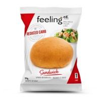 Chifla Low-Carb 50g (Faza 1) - FeelingOK