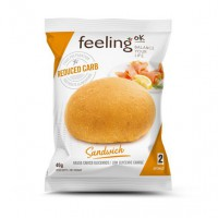 Chifla Low-Carb 40g (Faza 2) - FeelingOK