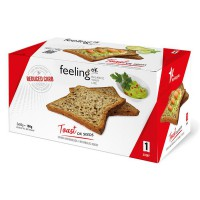 Toast Low-Carb cu seminte 160g (Faza 1) - FeelingOK