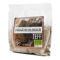 Faina integrala Eco de teff 300g - Pronat