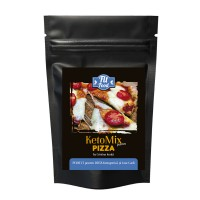 KetoMix Pizza by Cristina Ionita 210g - Fit Food