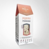 Porridge Poppy cu mar si mac 320g - Hester's Life