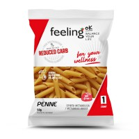 Paste Low-Carb Penne 50g (Faza 1) - FeelingOK