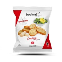 Crutoane (Crostino) Low-Carb cu branza 50g (Faza 1) - FeelingOK